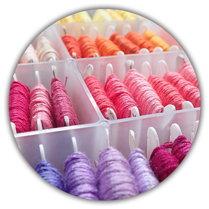 Embroidery, Cross Stitch & Needlepoint Supplies