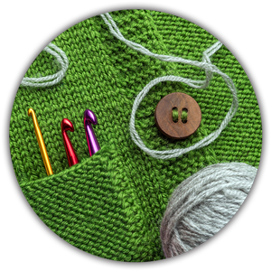 Knitting & Crocheting Supplies