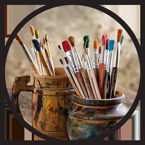 Visual Arts Supplies